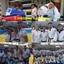 Excelentes resultados en el Campeonato Nacional Infantil y Cadete de Judo