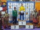 Ailín Santana 3ºESO Campeona de España de Grappling y Grappling-gi en la categoría Cadete femenino 52kg