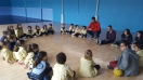 Charla de la Asociación Síndrome de Down con los alumnos de 5 años