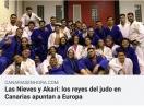 Temporada de éxito tras éxito para el Judo Club Las Nieves