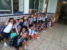 En clase 1ºTrimestre (Marzagán)