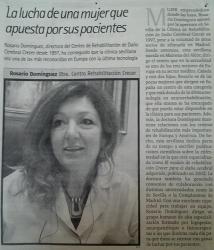 RECONOCIMIENTO A LA DRA. DOMINGUEZ MORALES