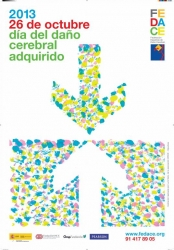LOS PACIENTES DEL CENTRO C.RE.CER PARTICIPAN EN EL DÍA DEL DAÑO CEREBRAL ADQUIRIDO