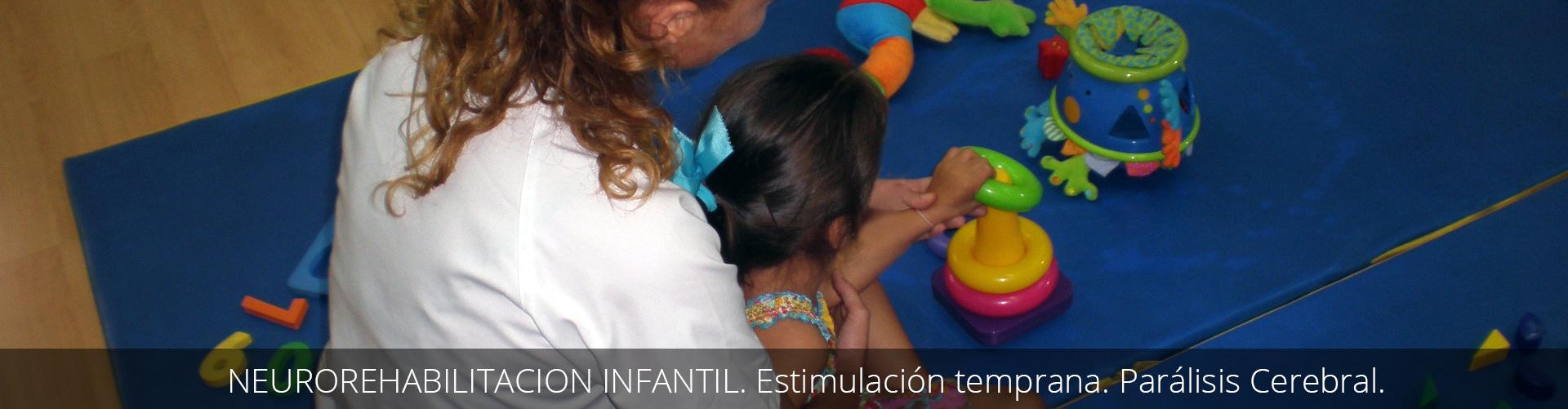 Neurorehabilitación Infantil