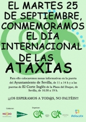Dia Internacional de las Ataxias