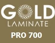 GOLD LAMINATE PRO 700