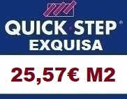 Tarima Quick step Exquisa AC4