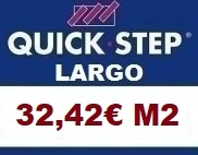 Tarima Quick step Largo AC4