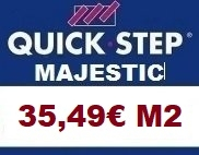 Tarima Quick step Majestic AC4