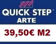 Tarima Quick step Arte AC4