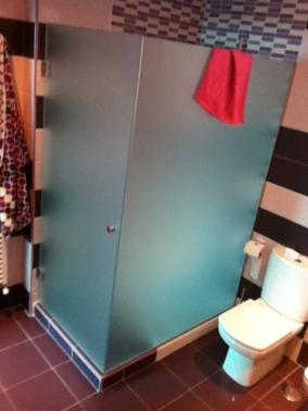Mampara ducha angular 2