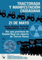 ¡¡¡TRACTORADA Y MANIFESTACIÓN CIUDADANA EN DEFENSA DE LA PROVINCIA!!!