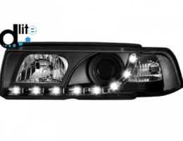 BMW E36 COUPÉ 92-98 LUZ DIURNA NEGRO