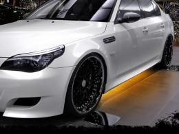 TALONERAS BMW E60 M5 Look