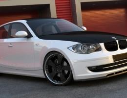 SPOILER BMW E81 / E87
