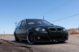 SPOILER BMW E90/91