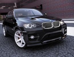 SPOILER BMW X-6