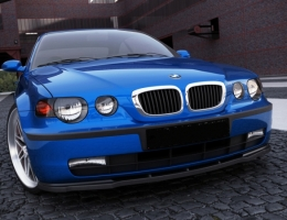 SPOILER BMW E46 COMPACT