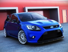 SPOILER FORD FOCUS MK2 RS