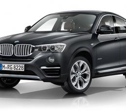 BMW X4/F26