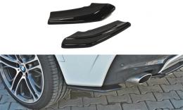 SPLITTERS TRASEROS BMW X4