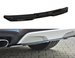 DIFUSOR TRASERO BMW X4 F26 MPACK