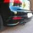 PARAGOLPES  GOLF V R32 SALIDA IZDA