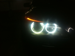 ILUMINACIÓN LED AROS BMW