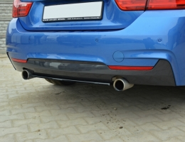 DIFUSOR BMW F32 MPACK 2013-
