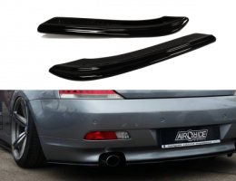 REAR SIDE SPLITTERS BMW 6 E63