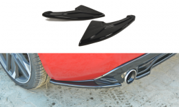 SPLITTERS TRASEROS PEUGEOT 308 II GTI