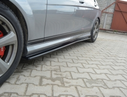 DIFUSORES LATERALES MERCEDES W204 AMG