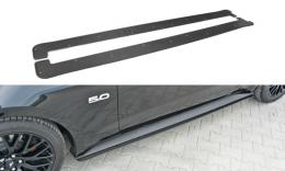 DIFUSORES RACING MUSTANG GT 2014