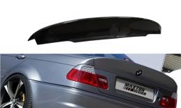 ALERÓN TRASERO BMW E46 4p. Look CSL 1998-2007