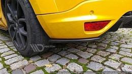 SPLITTERS TRASEROS MEGANE RS 2010