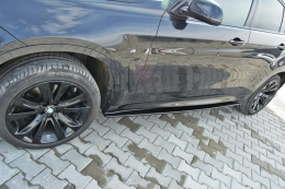 DIFUSORES LATERALES BMW X6/F16 MPACK 2014