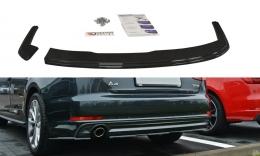 DIFUSORES TRASERO Audi A4 B9 Sline 2015