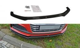 SPOILER DELANTERO. Audi A5 F5 SLine