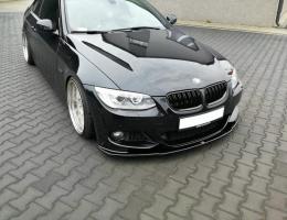 SPOILER DELANTERO BMW E92 Mpack 2010-2013