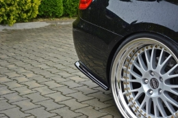SPLITTERS TRASEROS BMW E92 MPACK 2010