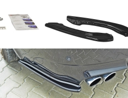 REAR SIDE SPLITTERS BMW 6 E63 M6 2005-