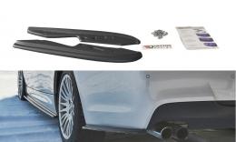 SPLITTERS TRASEROS BMW E90 MPACK 2004-