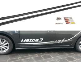 DIFUSORES LATERALES MAZDA 3 MK3