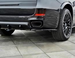 SPLITTERS TRASEROS BMW X5/F15 M50