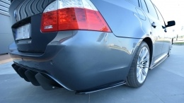SPLITTERS TRASEROS BMW E60/E61 MPACK