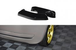 SPLITTERS TRASEROS FIAT 500