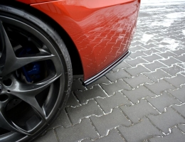 REAR SPLITTERS BMW M6 G.Coupé F06