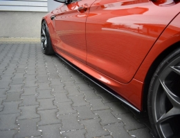 DIFUSORES LATERALES BMW M6 G.Coupé F06