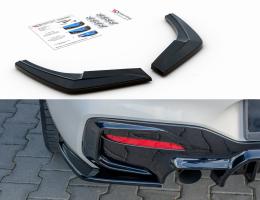 SPLITTERS TRASEROS BMW F20 M 2015