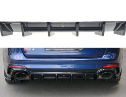 DIFUSOR TRASERO RS4 B9 AVANT 2017